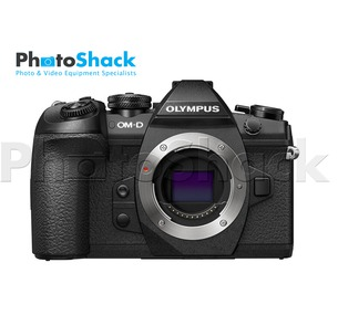 Olympus OM-D E-M1 Mark II Mirrorless Micro Four Thirds Digital Camera - Body Only